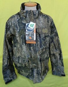 NEW Frogg Toggs Dead Silence Camo Hunting Jacket Realtree Size Large NWT