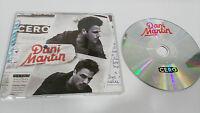 DANI MARTIN CERO + CAMINAR SINGLE CD 2 TRACKS SONY MUSIC 2013