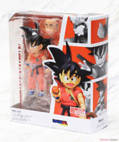 Bandai Tamashii Dragon Ball Z S.H. Figuarts Kid Son Goku Action Figure Toy