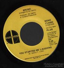 (Hear) 1970 Bruno (Tony Bruno) Soul M- 45 (You Started Me Laughing)