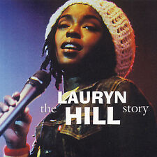 LAURYN HILL of THE FUGEES New Sealed BIOGRAPHY & INTERVIEWS CD
