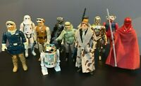 Star Wars Figures (Star Wars Collection 1978-85) - many units to choose from
