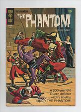 The Phantom #17 - Last Gold Key Issue - (Grade 7.5) 1966