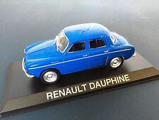 RENAULT DAUPHINE VOITURE 1/43 IXO IST - LEGENDARY CAR AUTO - BA68