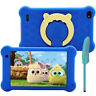 "7"" Kids Tablet PC HD 32G Android 10 WiFi 1.6 GHz Quad Core Dual Camera 1920*1200"