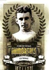 2012-13 ITG Forever Rivals Immortals #6 Joe Primeau