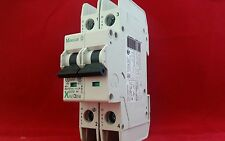 MOELLER FAZ-C6/2-NA 6A 6AMP C TYPE C6 DOUBLE POLE DP 2P MCB FUSE SWITCH NEW