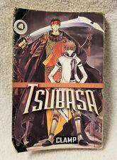 TSUBASA RESERVOIR CHRONICLE Manga Volume 4 CLAMP Kodansha Del Rey ex-library