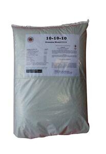 Growers 10-10-10 All Purpose Fertilizer - 50 Lbs.