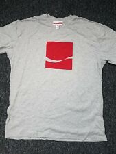 Coca Cola T-shirt Large Red Logo