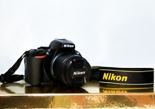 Nikon D5600 Value Bundle