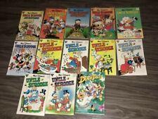 Walt Disney's Uncle Scrooge Comics Lot Gladstone 13 issues