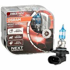 2er Set OSRAM Nightbreaker Laser HB4 9006NL +150% 12V 51W