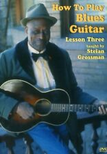 How to Play Blues Guitar: Lesson 3 [New DVD]