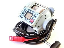 Miya Epoch  COMMAND X-1 CX-1  Big game Electric reel  +Used PE line Good !!