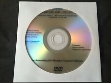 DELL Optiplex 330 - 740 - 745 - 755 Drivers CD DVD Disc