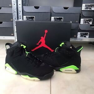 Nike Air Jordan 6 - Electric Green - Size 7 (UK) ✅ BRAND NEW ✅
