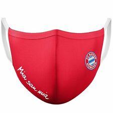 "Maske ""Mia San Mia "" FC Bayern München rot  Fussball Fanartikel"