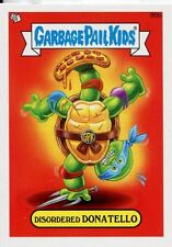 Garbage Pail Kids Mini Cards 2013 Base Card 90b Disordered DONATELLO