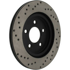 Disc Brake Rotor-Sport Drilled Disc Rear Right Stoptech fits 2005 Ford Mustang