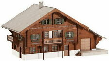 FALLER N 212121 Railway Station Langwies 118x65x65 MM New Boxed