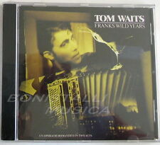TOM WAITS - FRANKS WILD YEARS - CD Sigillato