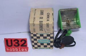 Scalextric triang Tog Bedding A/241 Lamp Of Buildings + Box Excellent Condition