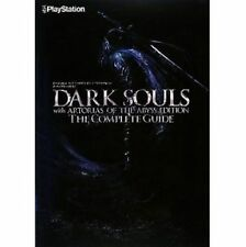 Dark Souls with Artorias of the Abyss Edition the complete guide book / PS3