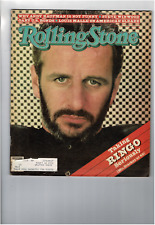 APR 30 1981 ROLLING STONE RINGO STARR AT 40 ANDY KAUFMAN STEVE WINWOOD RS1026