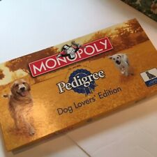 NWOT Monopoly-Dog Lovers' Edition