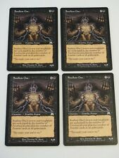 Onslaught Magic The Gathering Doomed Necromancer Lp Magic The Gathering-The