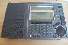 Sony ICF-SW77 Weltempfänger/World Band Receiver inkl. Zubehör+OVP