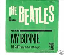 BEATLES & TONY SHERIDAN - My bonnie