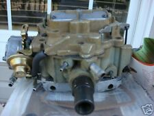 chevy truck carb 305 v8 truck 79 duel jet 210 rochester