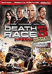 Death Race: Inferno (DVD, 2013, Canadian)