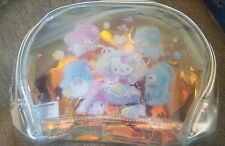 Sanrio Hello Kitty Loot Crate Splash Holographic Makeup Cosmetic Wash Bag Pouch