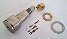 Gimbal Steering Arm Swivel Shaft Pin Mercruiser Alpha Bravo 98230a1 W/ Hardware