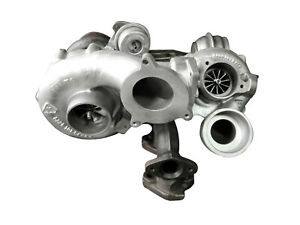 Hybrid Turbocharger JRspec for BMW 335d / 535d - 450KM