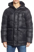 11  The North Face Men's Polar Parka 550 Down Jacket-Size:M Color: black