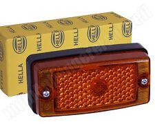 Hella Seitenmarkierungsleuchte Positionsleuchte gelb 2PS 004 361-001