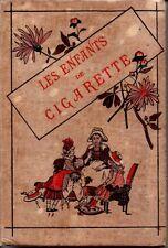 LES ENFANTS DE CIGARETTE   1893   THEODORE CAHU