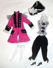 Barbie Fashion Uniform Costumes/Outfits For Barbie Dolls fn898