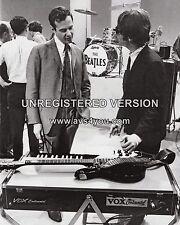 """Brian Epstein / Beatles 10"""" x 8"""" Photograph no 7"""