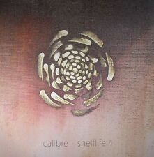 CALIBRE  - Shelflife 4 - (4xLP Vinyl) Signature Drum And Bass