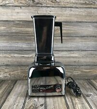 Vintage Vita-Mix 2200 Sidewinder Stainless Steel Heavy Duty Blender *It Works!!!