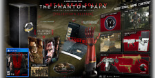 MGS V - Metal Gear Solid 5 The Phantom Pain Collector's Edition - PS4 *nagelneu*