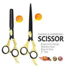 Taglio Salone Capelli Sottili Forbici Set da Barbiere Parrucchiere Styling