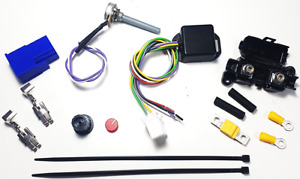 EPAS Corsa B C power steering controller with Fuse Holder & Power Connector