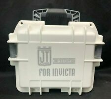 Invicta IG0097-SM1S Jason Taylor Limited Edition 3 Slot  Dive Watch Waterproof Case