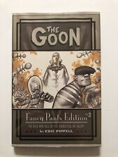 The Goon Fancy Pants Edition Vol. 2 HC Signed By Eric Powell